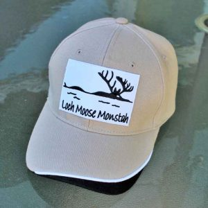 loch-moose-monstah-cap-hat made in Maine