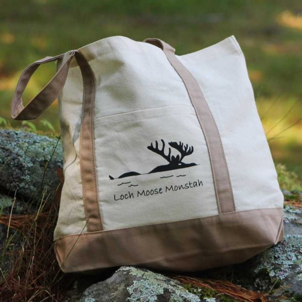 loch moose monstah bag Maine