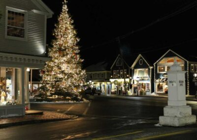 Christmas Prelude in Kennebunkport, Maine