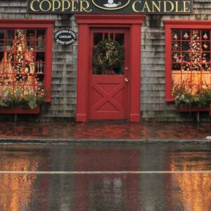 Copper Candle, Kennebunkport Maine